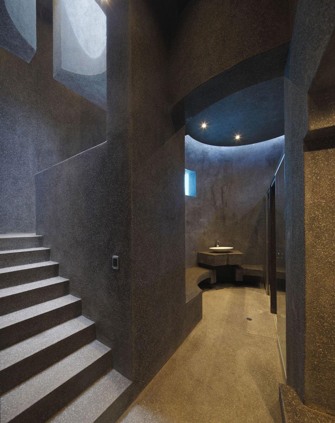 Built-in Sink, Home in La Planicie, Lima