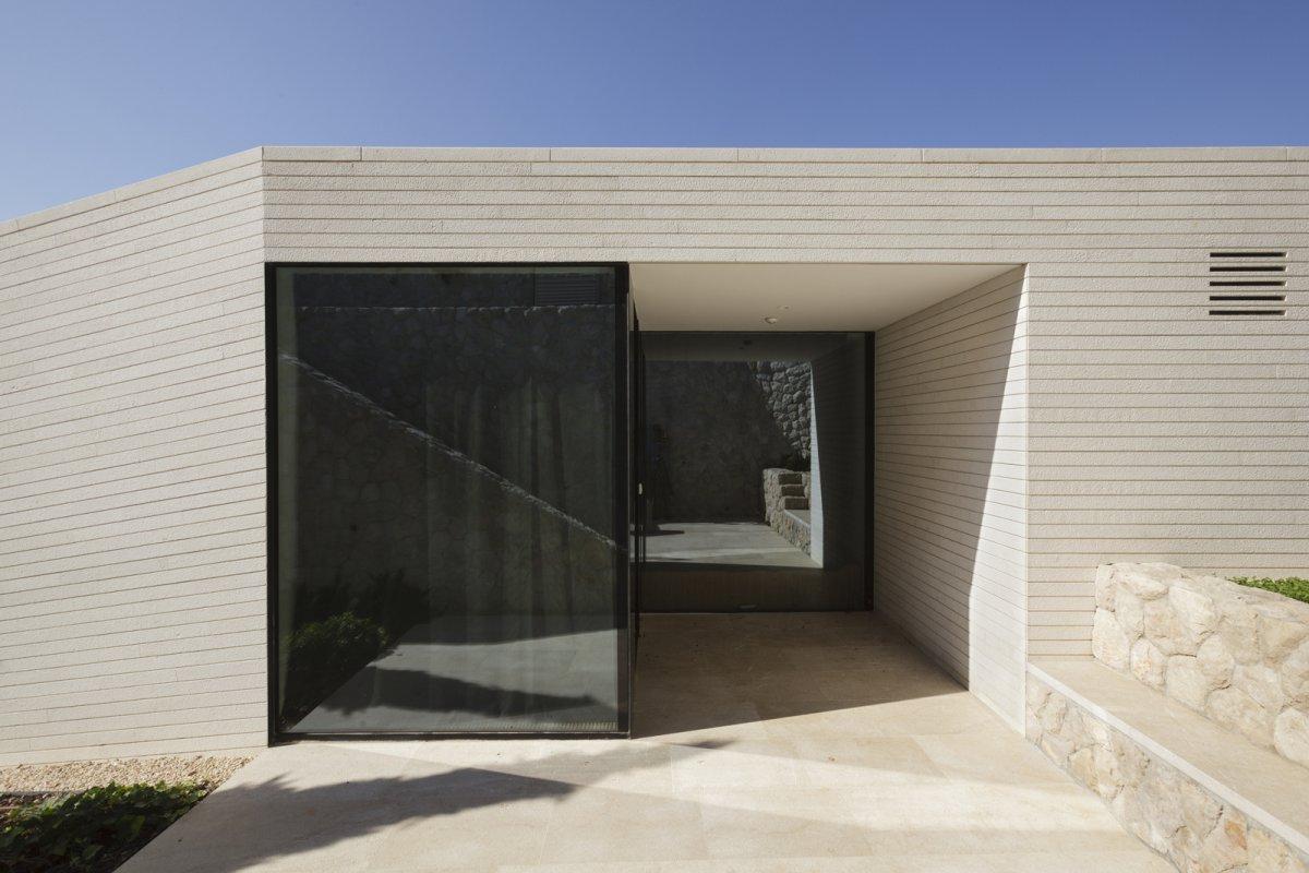 Entrance, House in Dubrovnik, Croatia