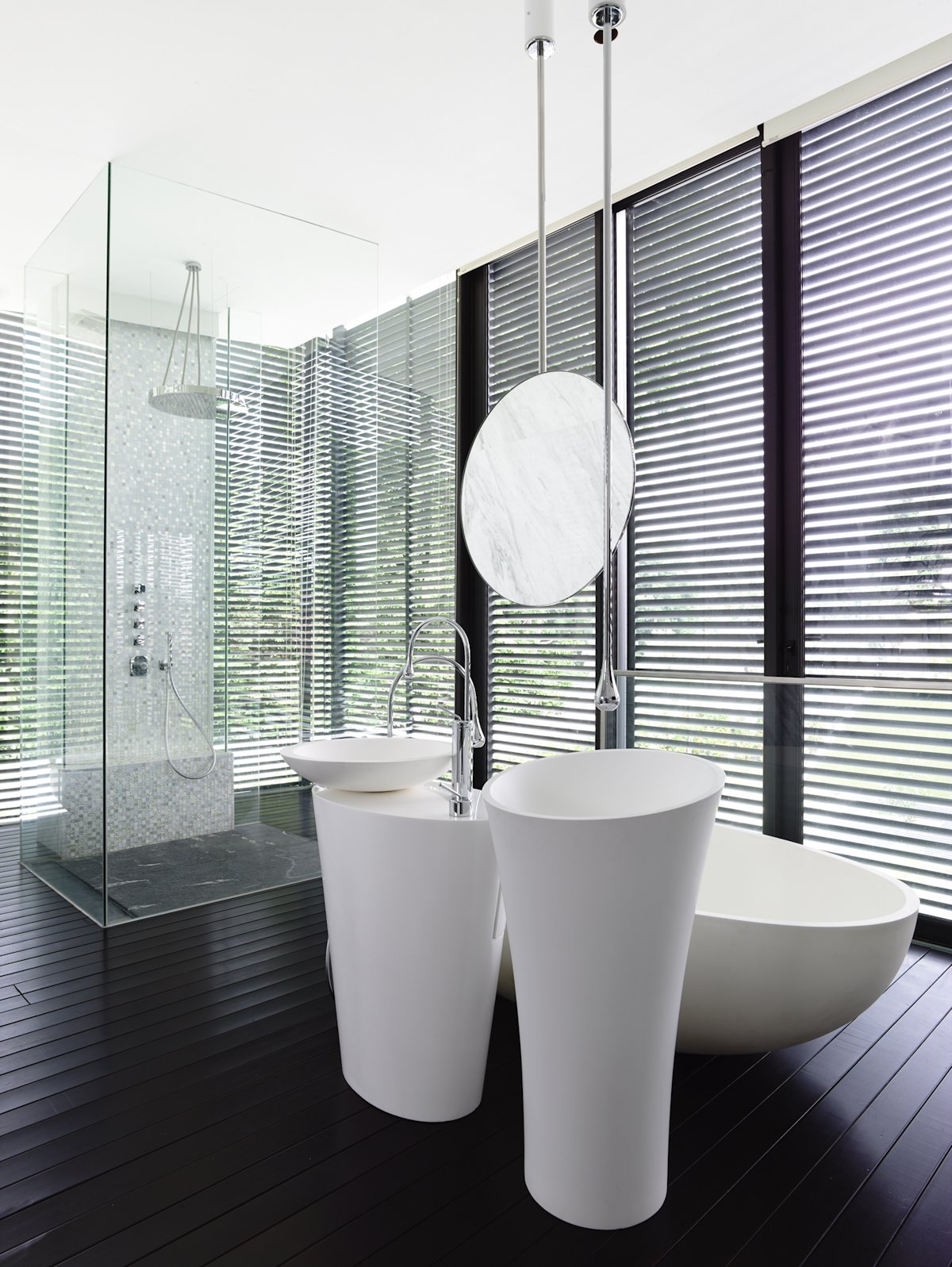 Glass Shower, Sink, Home in Singapore