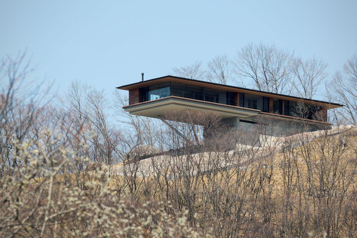 Mountain House in Nagano, Japan