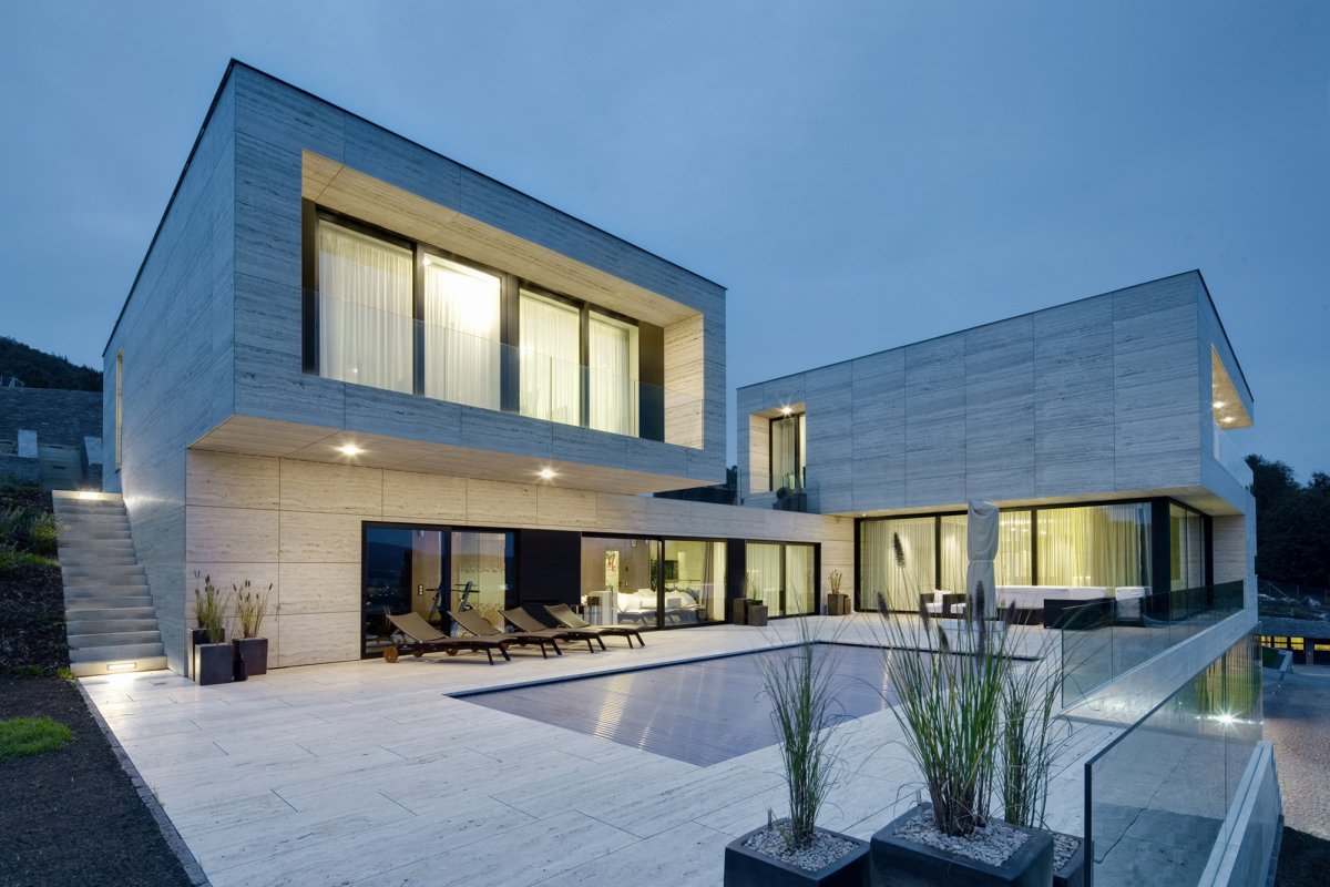 Sophisticated Home in Decín, Czech Republic