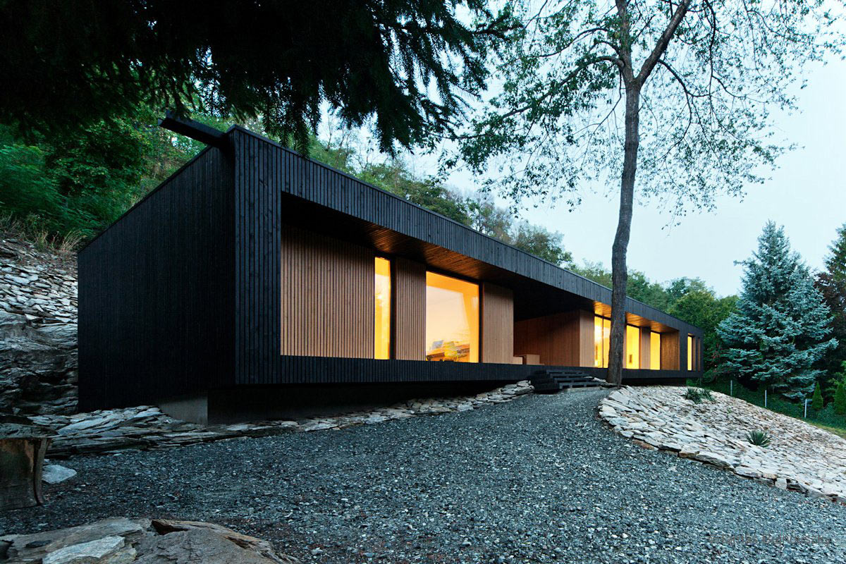 Architecture, Holiday Cabin in Koszeg, Hungary