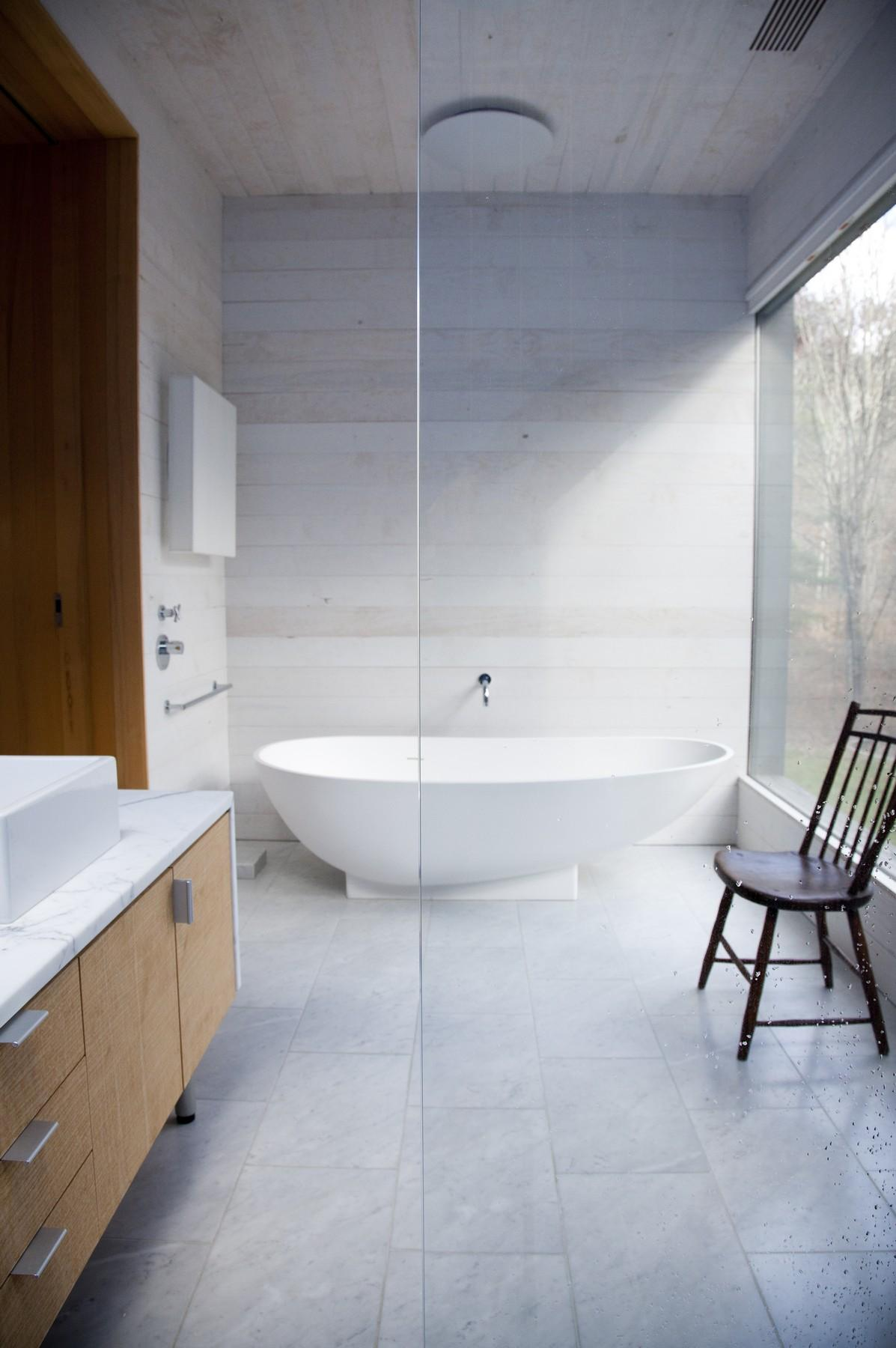 Bathroom, Rural Retreat in Bantam, Connecticut