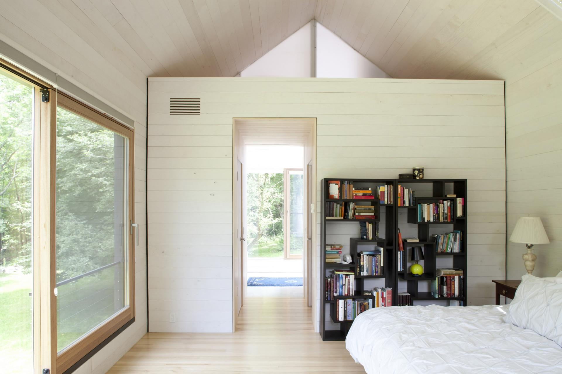 Bedroom, Rural Retreat in Bantam, Connecticut