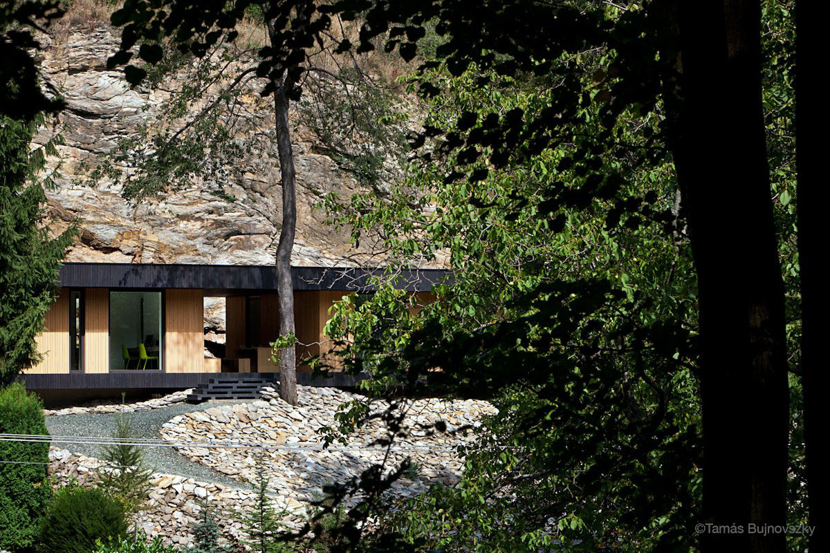 Cliffs, Holiday Cabin in Koszeg, Hungary