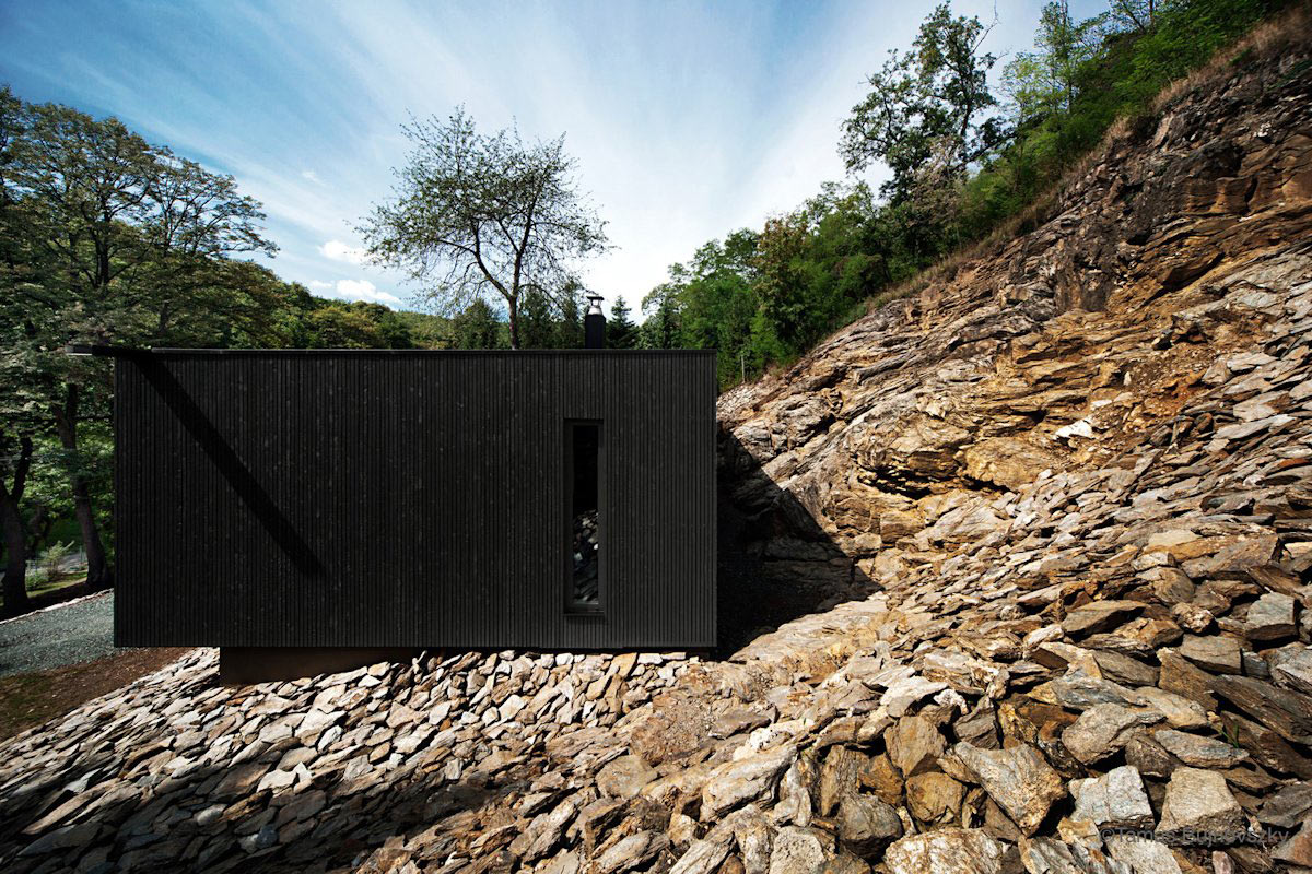 Cliffside Holiday Cabin in Koszeg, Hungary