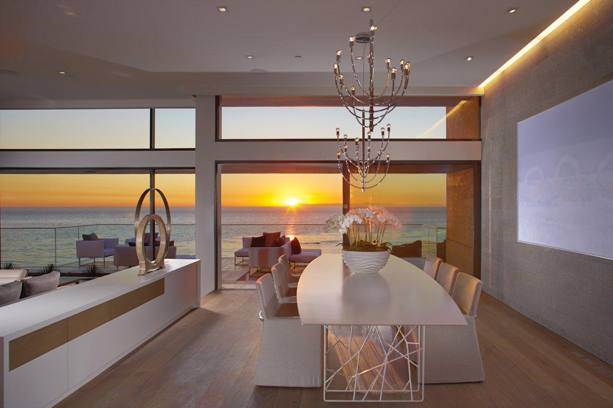 Exquisite Beach House In Laguna Beach California