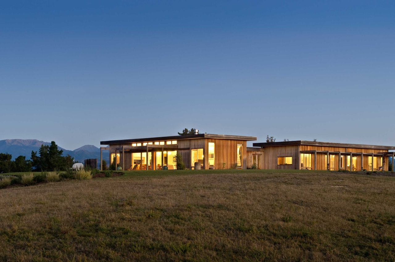 Modern Home in Nelson, New Zealand