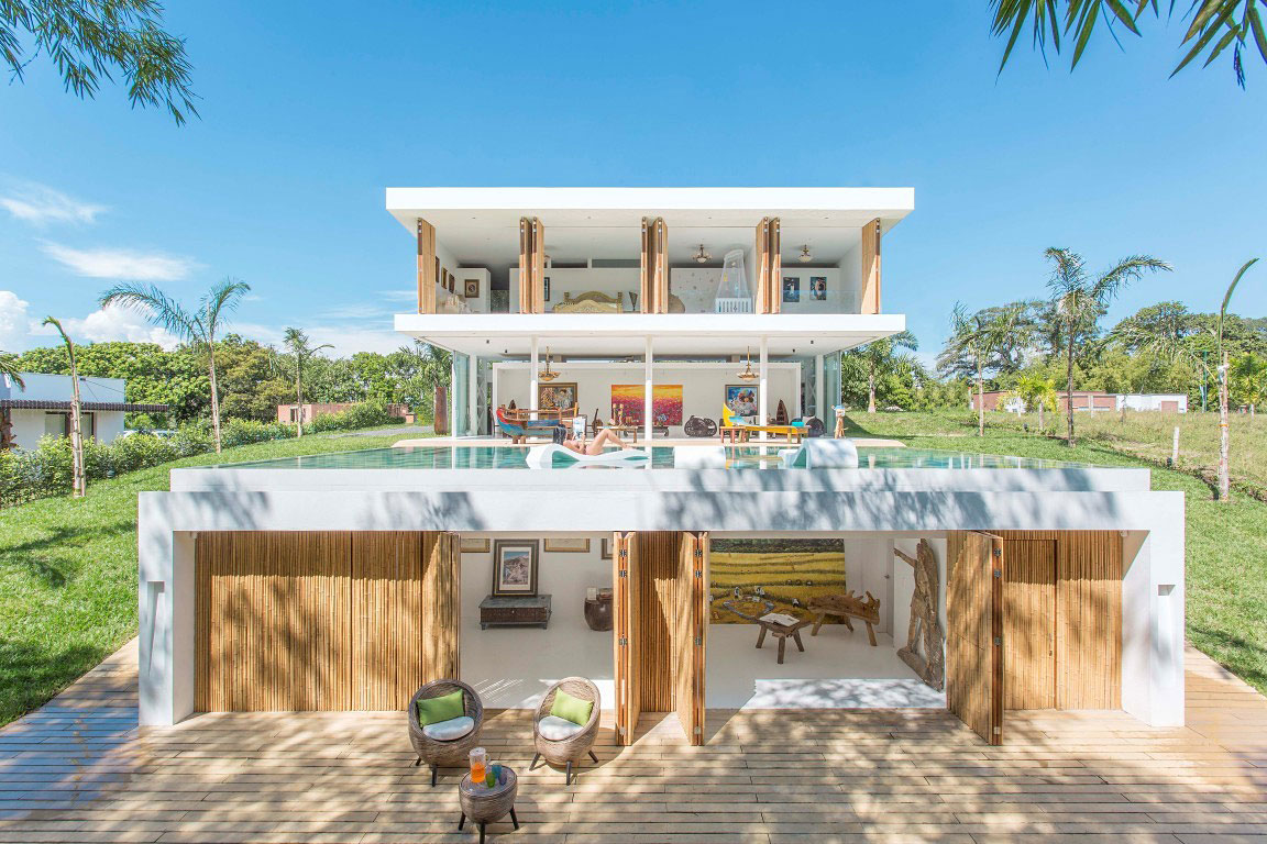 Impressive Family Home In Pereira Colombia