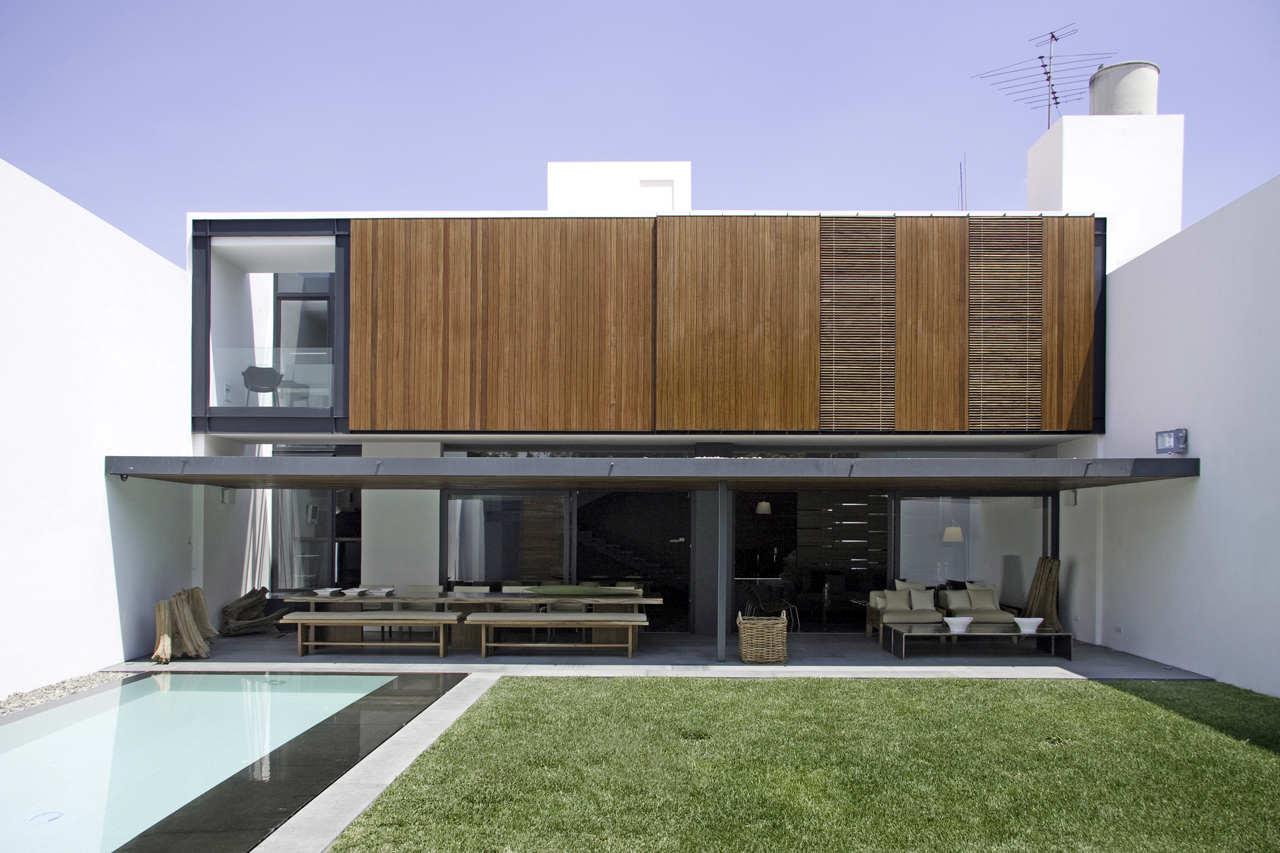 Pool, Veranda, Outdoor Living Space, Home Renovation in Guadalajara, Mexico