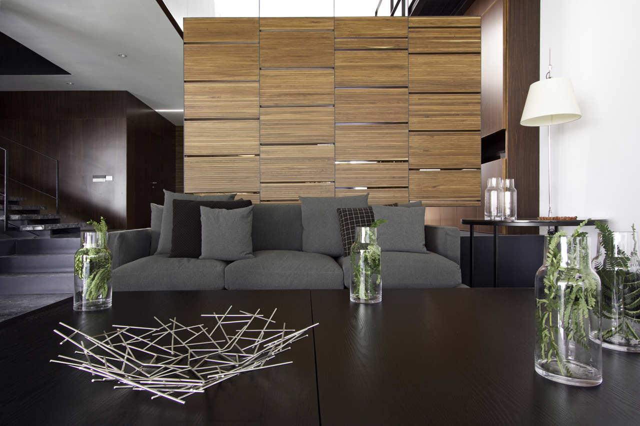 Sofa, Coffee Table, Living Room, Home Renovation in Guadalajara, Mexico