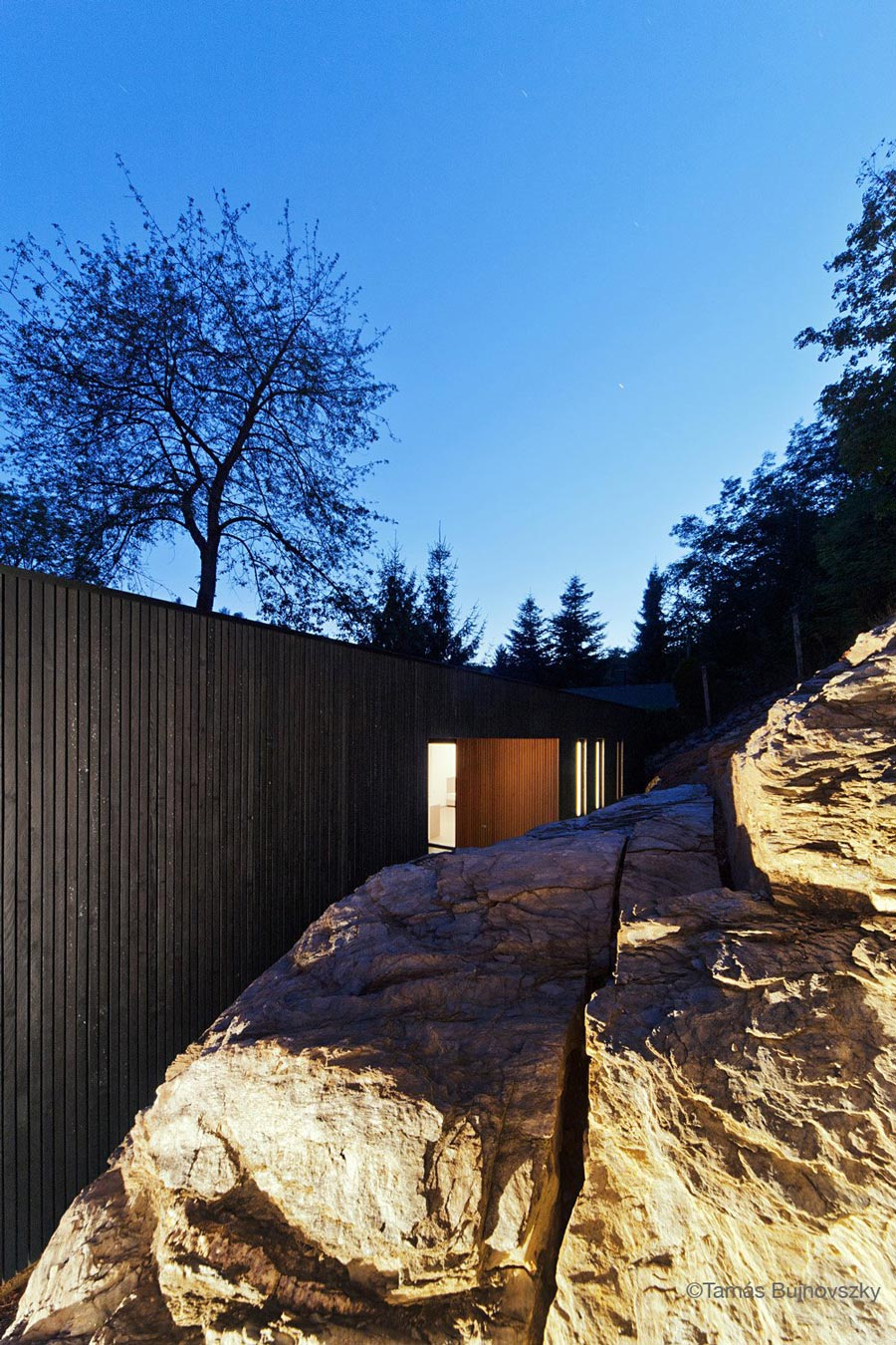 Stone, Evening, Holiday Cabin in Koszeg, Hungary