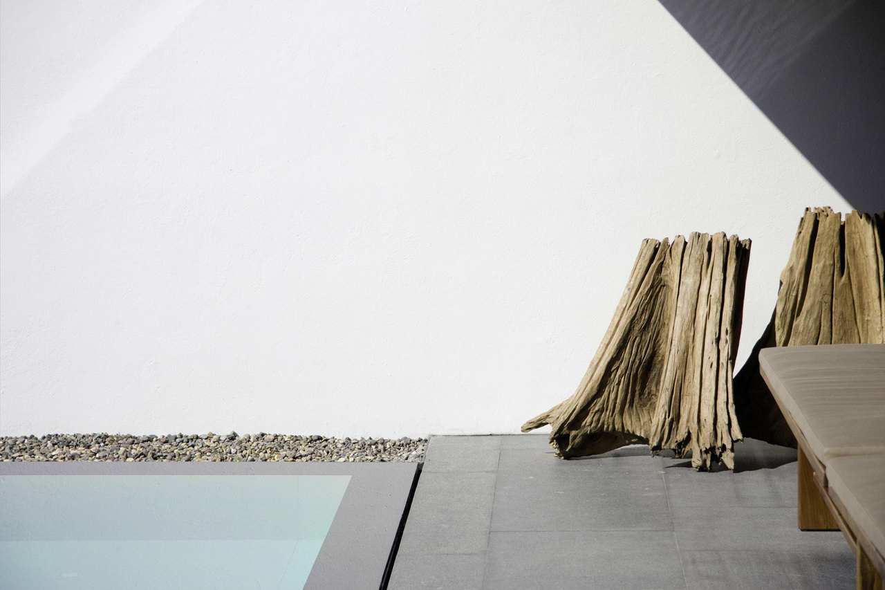 Terrace, Pool, Art, Home Renovation in Guadalajara, Mexico