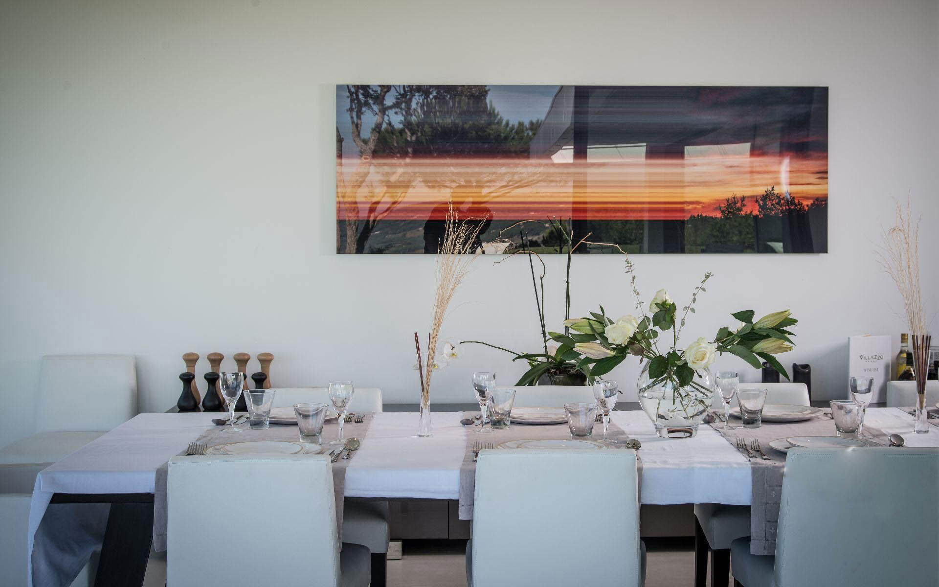 Art, Dining Table, Luxury Holiday Villa in Saint-Tropez, France