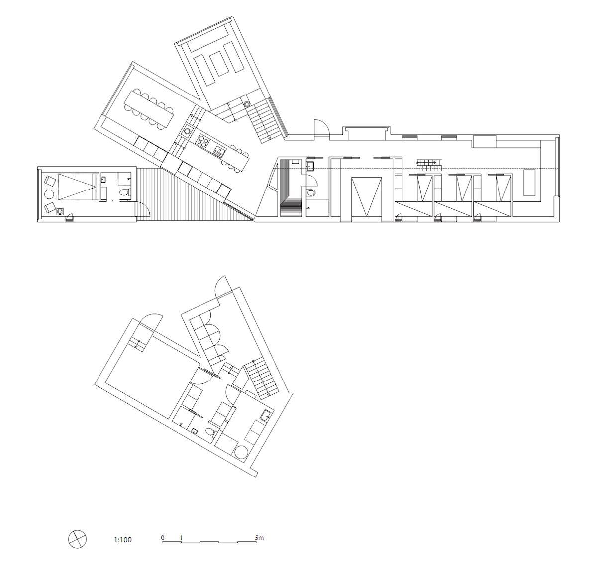 Floor Plan, Holiday Lodge in Havsdalen, Norway