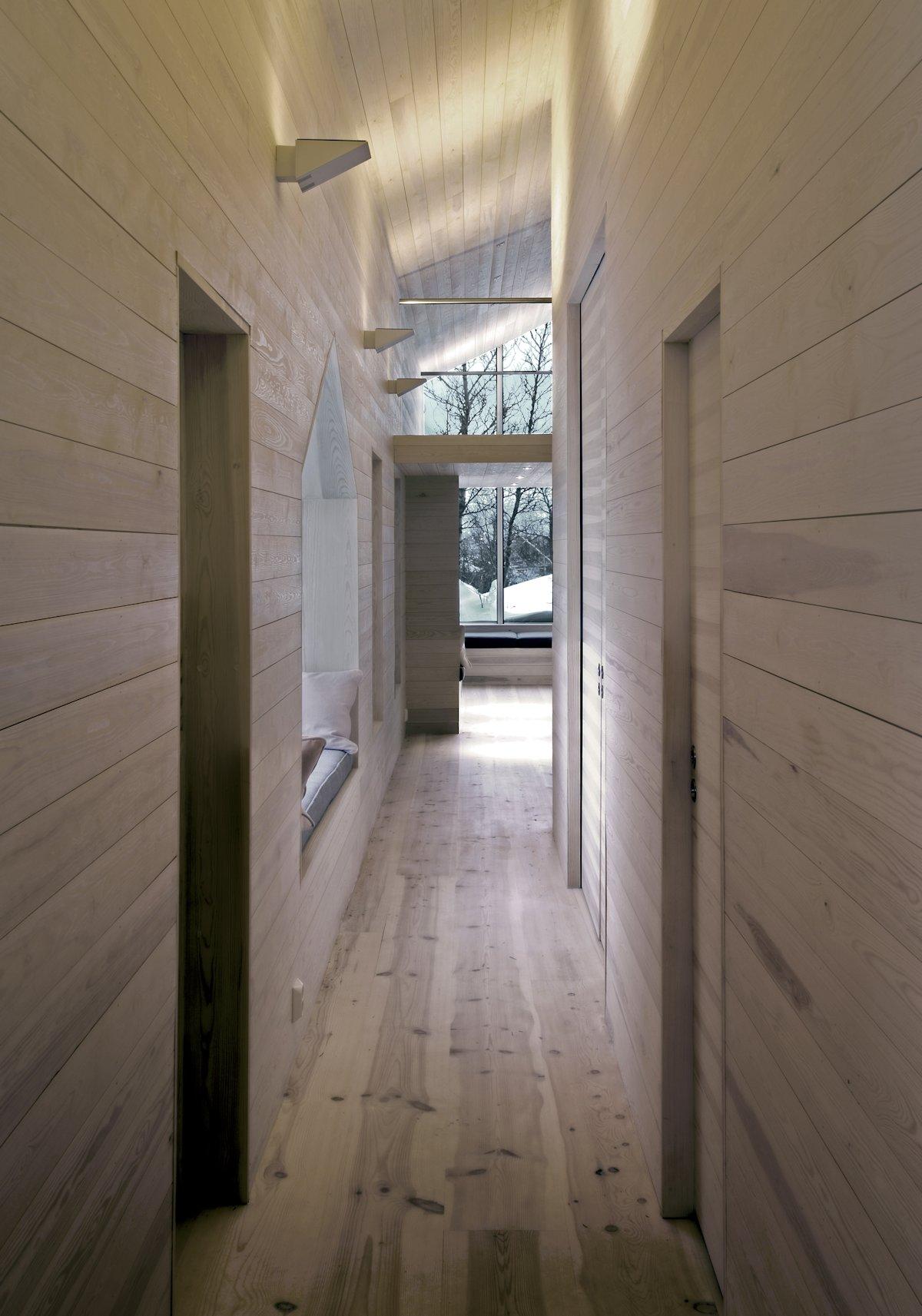 Hallway, Holiday Lodge in Havsdalen, Norway