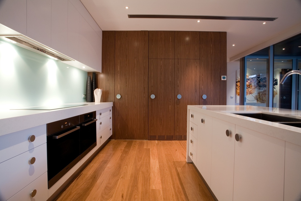 Modern Kitchen, Kew House in Melbourne