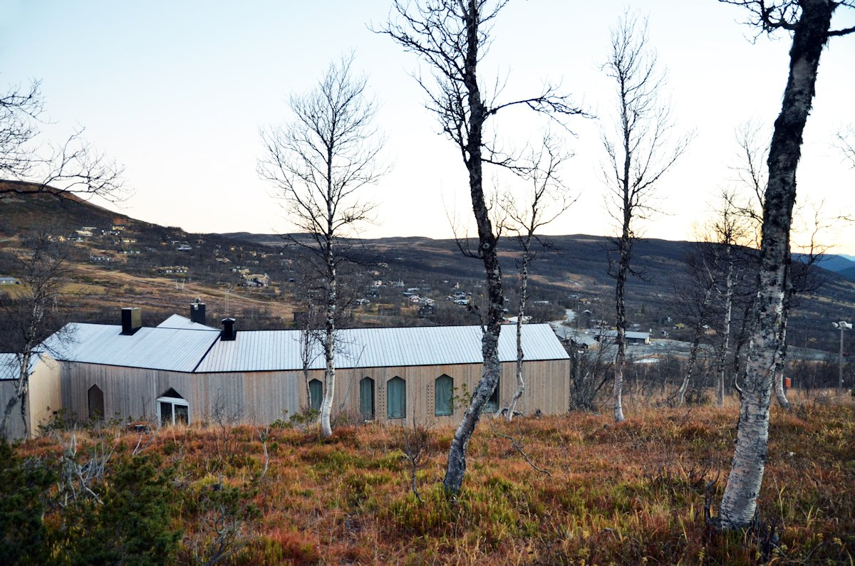 Mountains, Holiday Lodge in Havsdalen, Norway