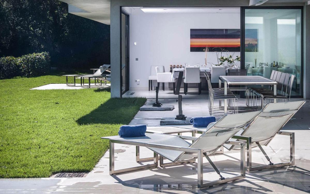 Outdoor Furniture, Luxury Holiday Villa in Saint-Tropez, France