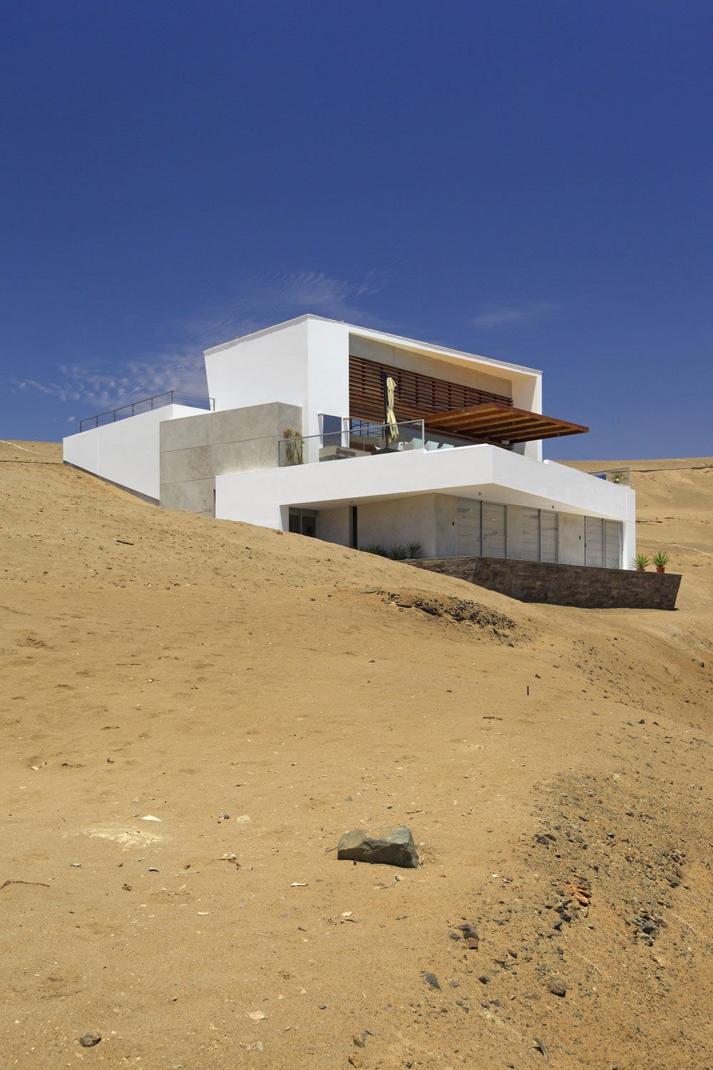 Sand Garden, Stunning Home situated above Palillos Beach, Peru