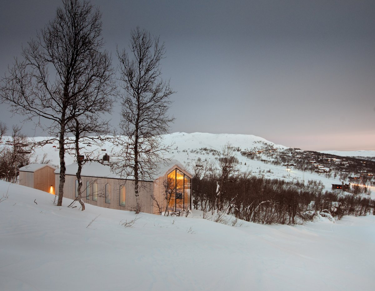 Views, Holiday Lodge in Havsdalen, Norway