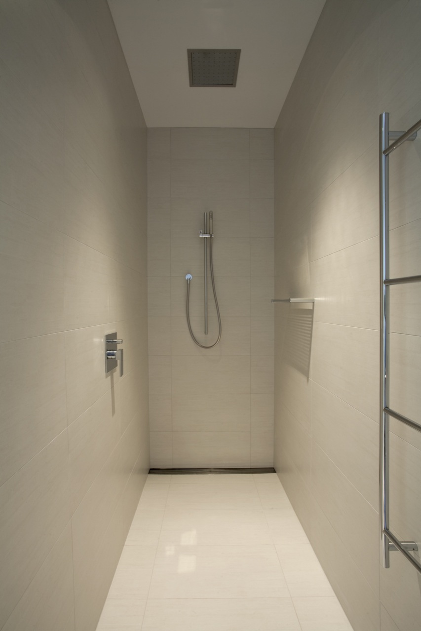 Wet Room, Shower, Kew House in Melbourne