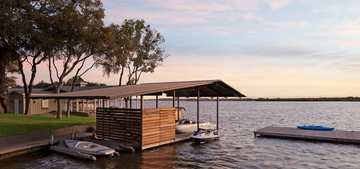 Lake, Boat Dock, Weekend Retreat in Marble Falls, Texas