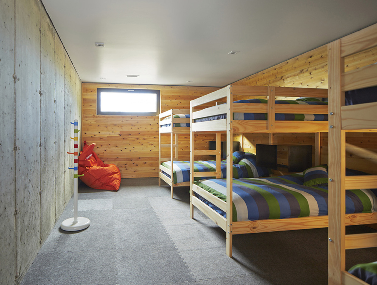 Bunk Beds, Malbaie VIII Residence in Charlevoix