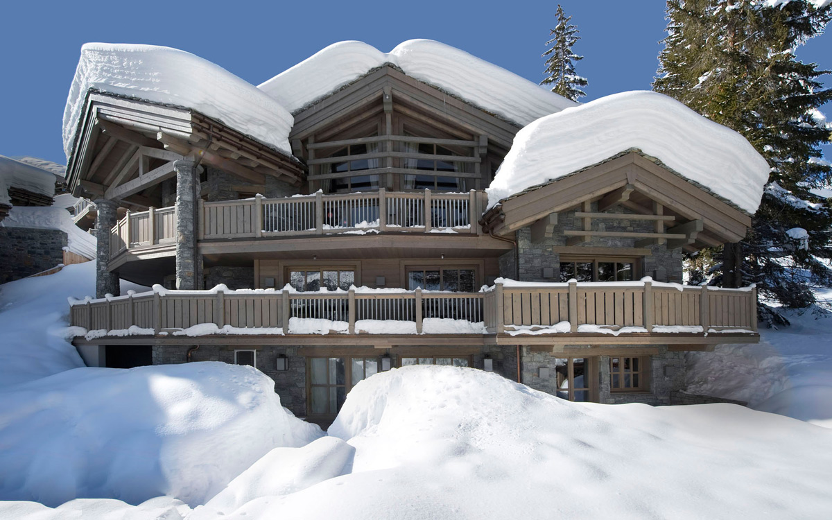 Beautiful Ski Chalet in Courchevel 1850, France