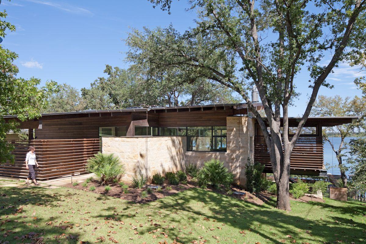 Garden, Weekend Retreat in Marble Falls, Texas