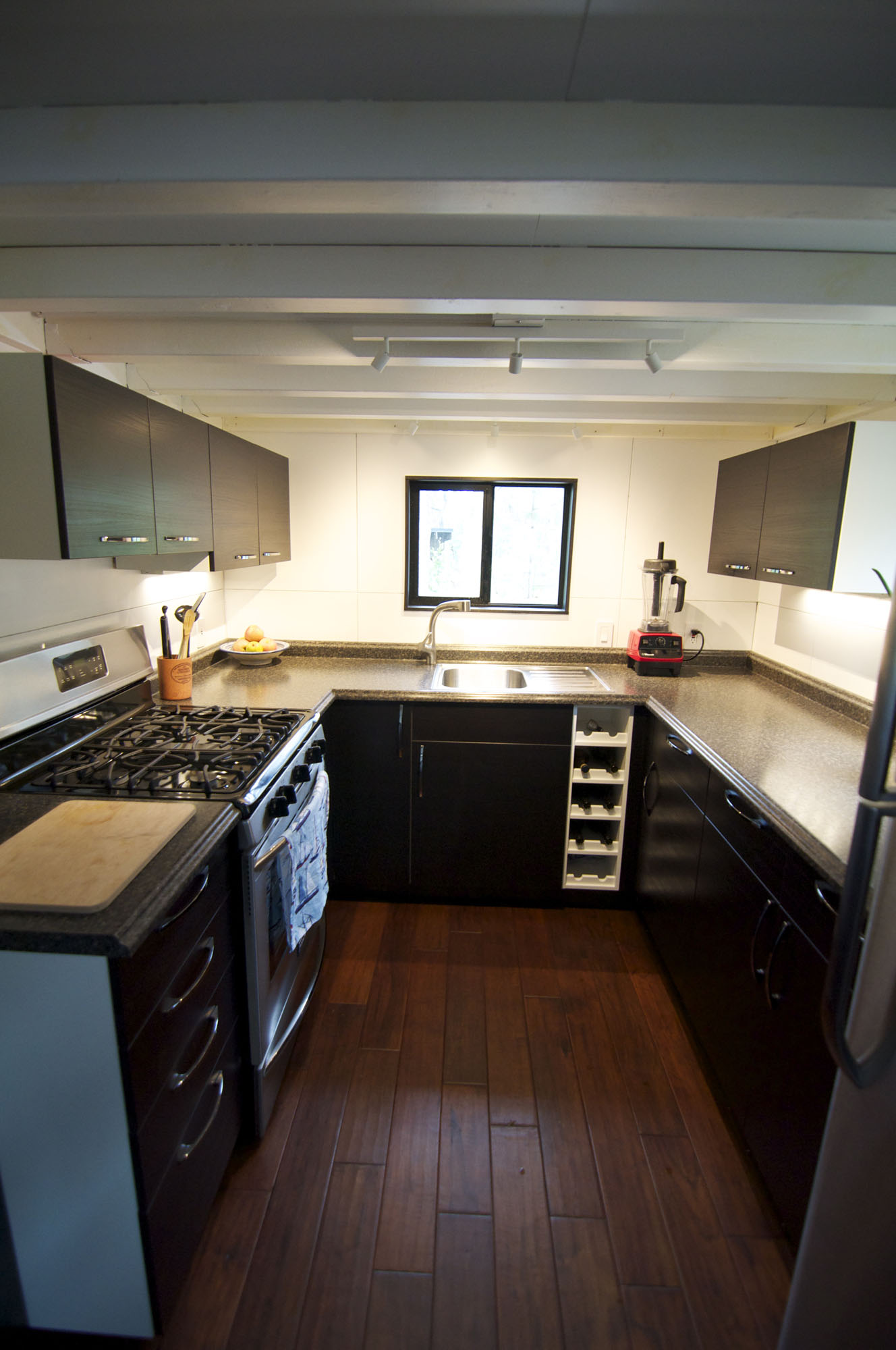 Kitchen, Tiny House on Wheels