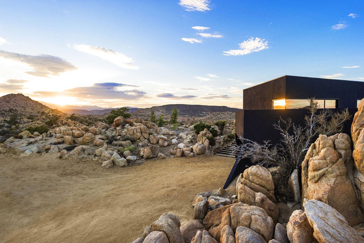 Amazing Desert Views, Mountain Home in Twentynine Palms, California