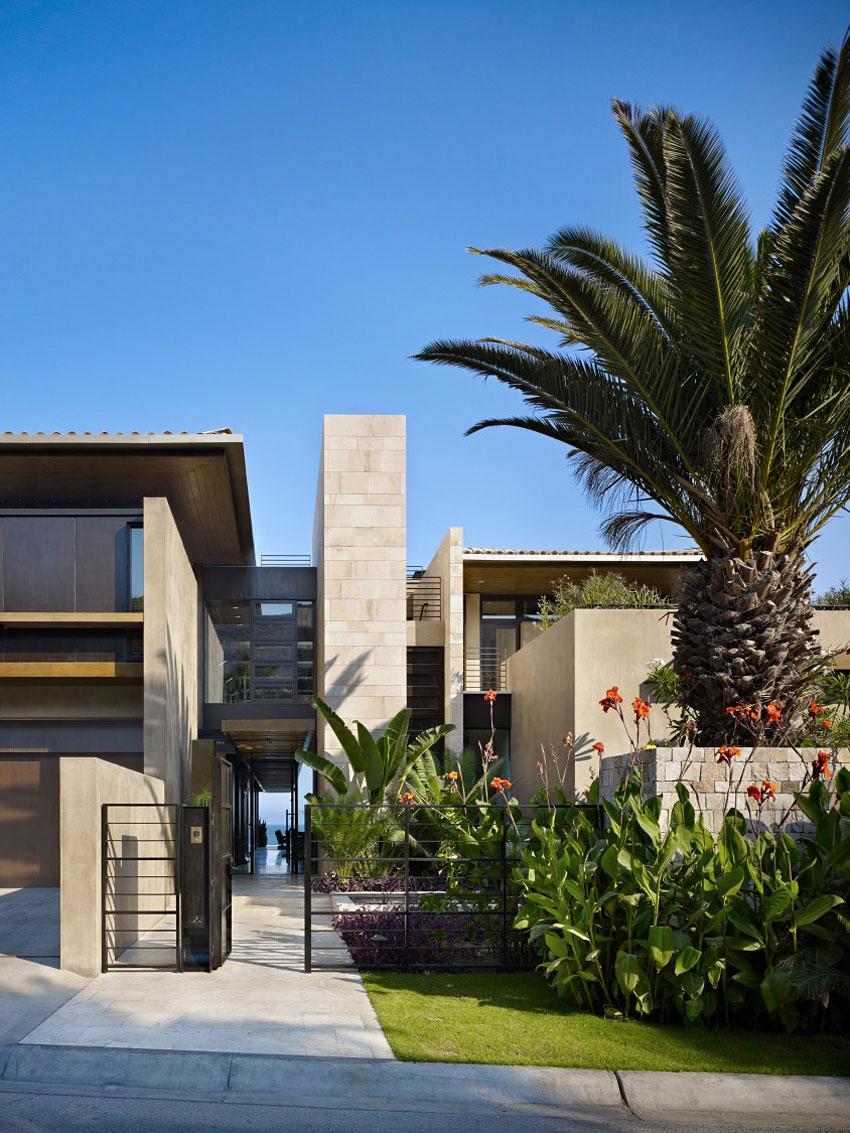 Entrance, Beachfront Home in Cabo San Lucas, Mexico