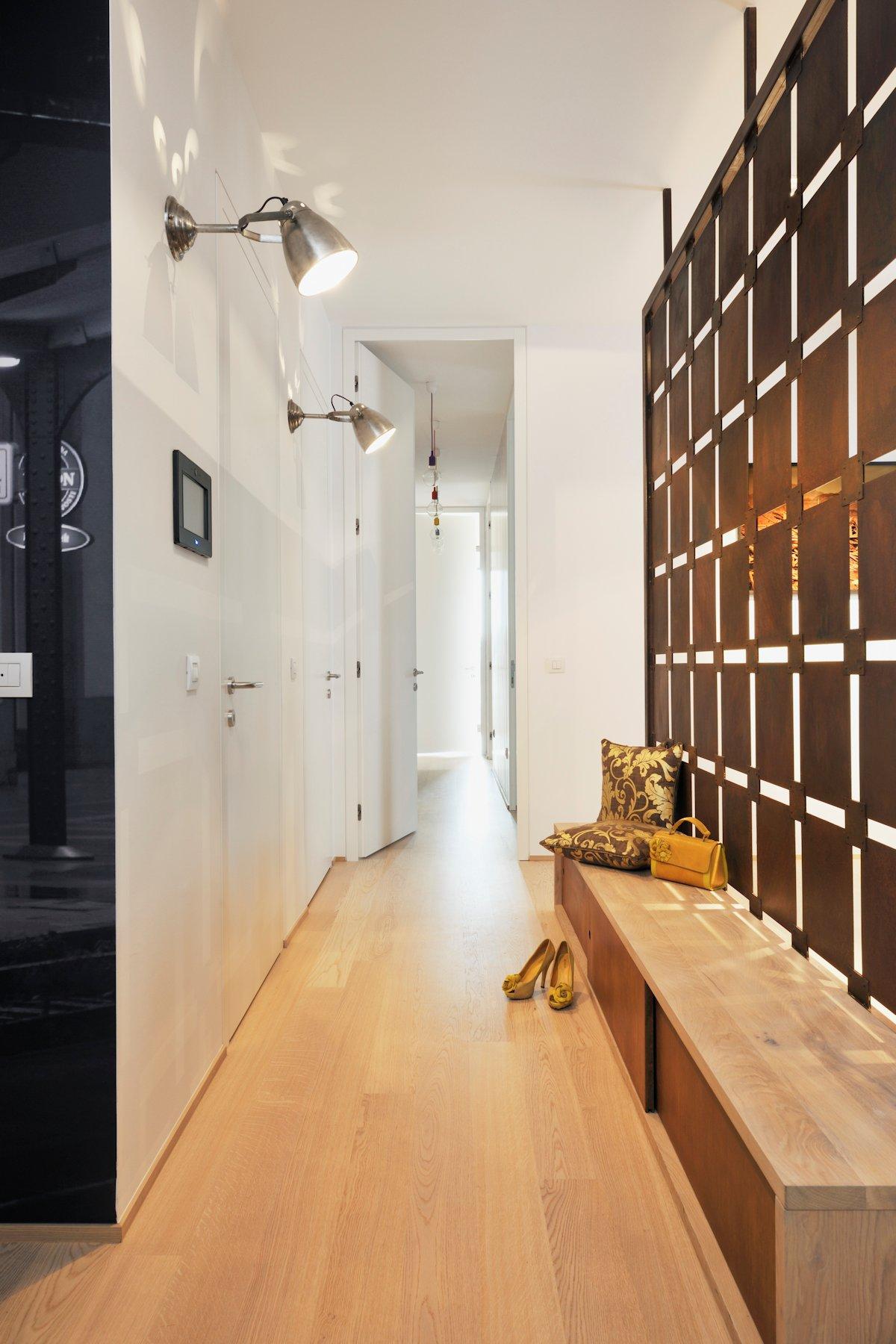 Hallway, Apartment in Ljubljana, the Capital of Slovenia