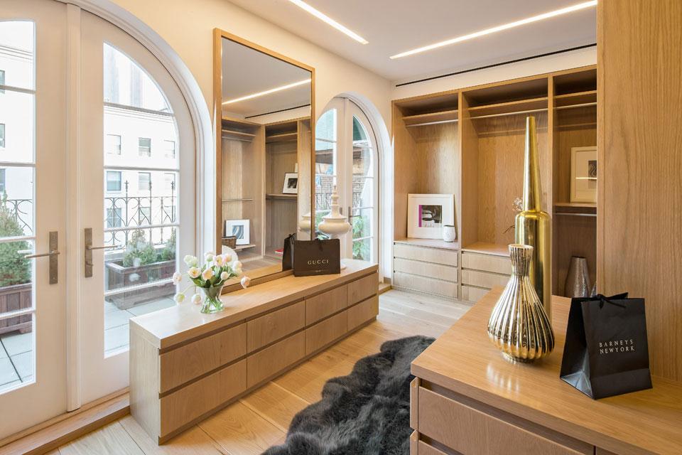 Interior Design, Penthouse Apartment in TriBeCa, New York City