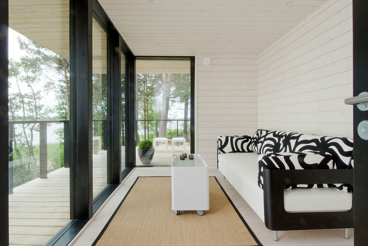 Living Space, Vacation Home in Merimasku, Finland