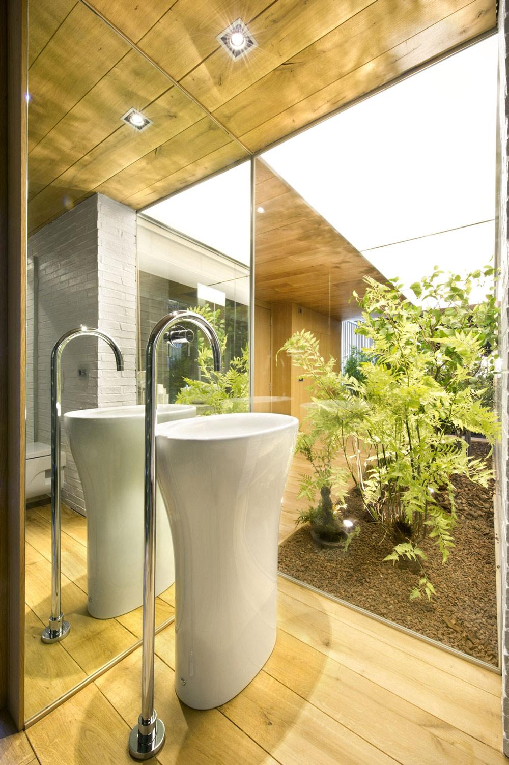Modern Sink, Loft Style Home in Terrassa, Spain
