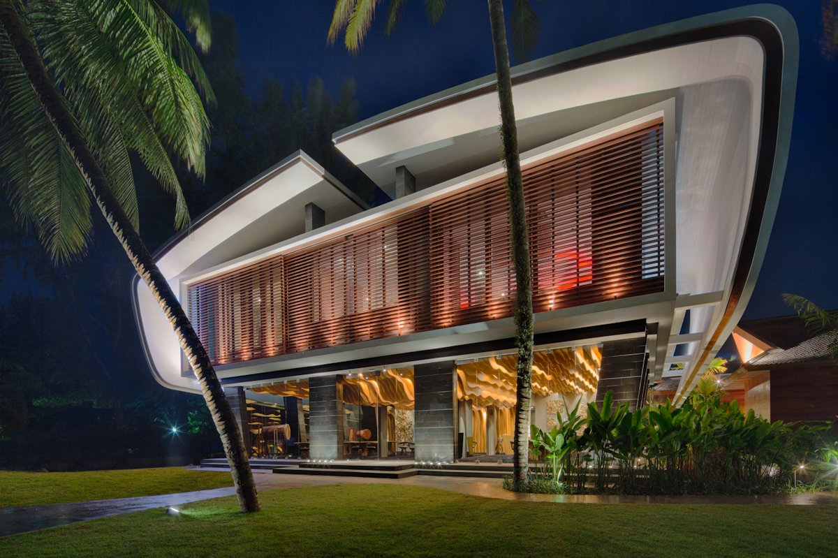 Restaurant, Iniala Beach House in Phuket, Thailand