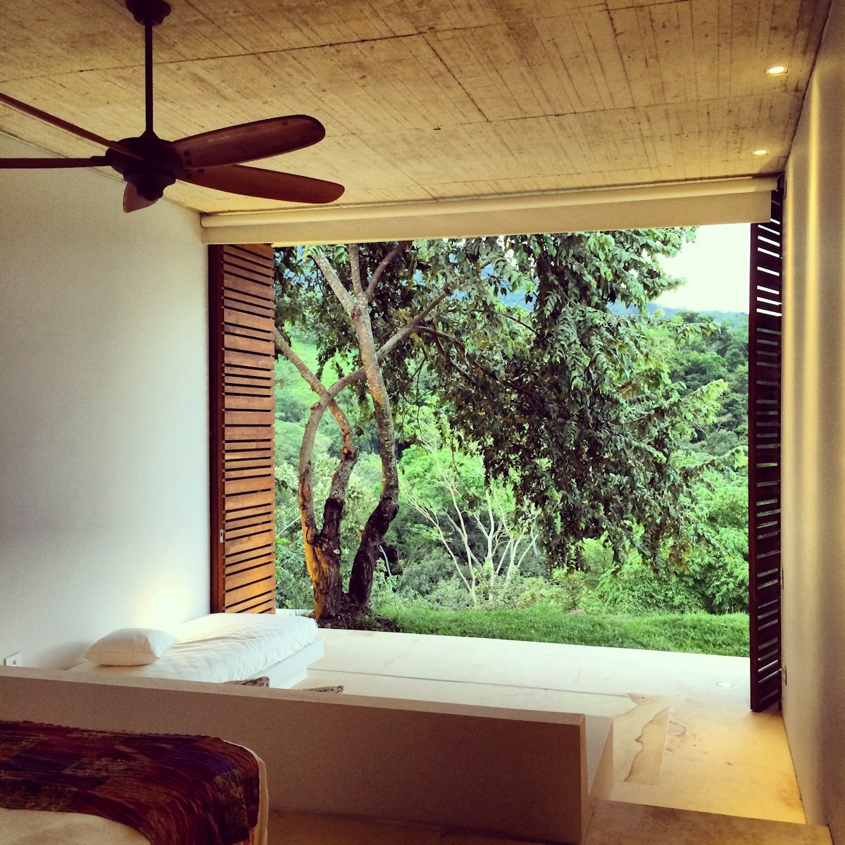 Bedroom, House in Villeta, Colombia