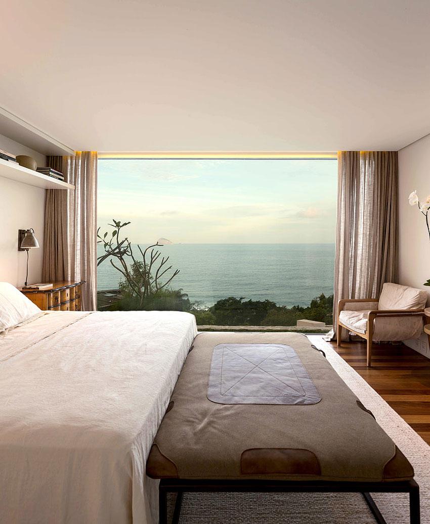 Bedroom, Ocean Views, Home in Rio de Janeiro