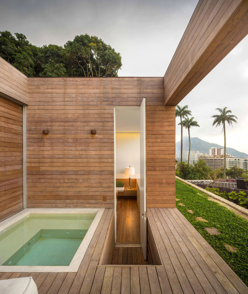Hot Tub, Jacuzzi, Home in Rio de Janeiro
