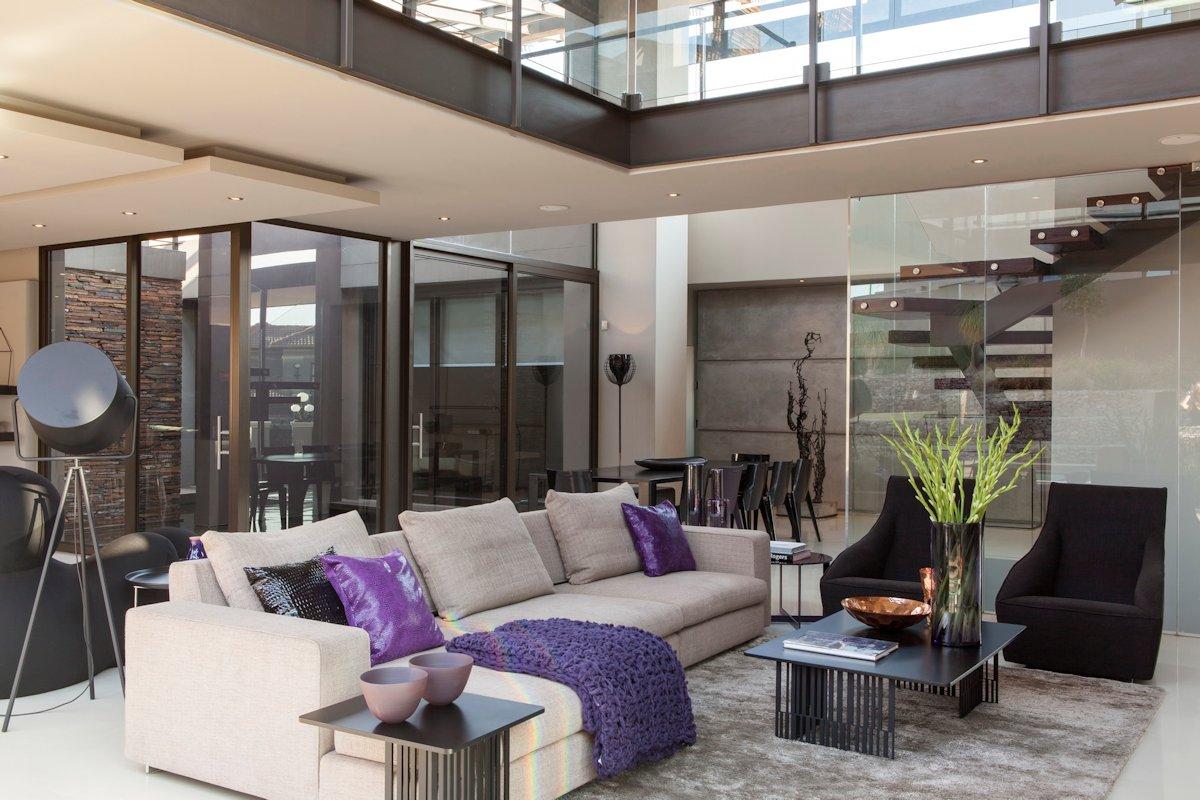 Living Room, House in Johannesburg