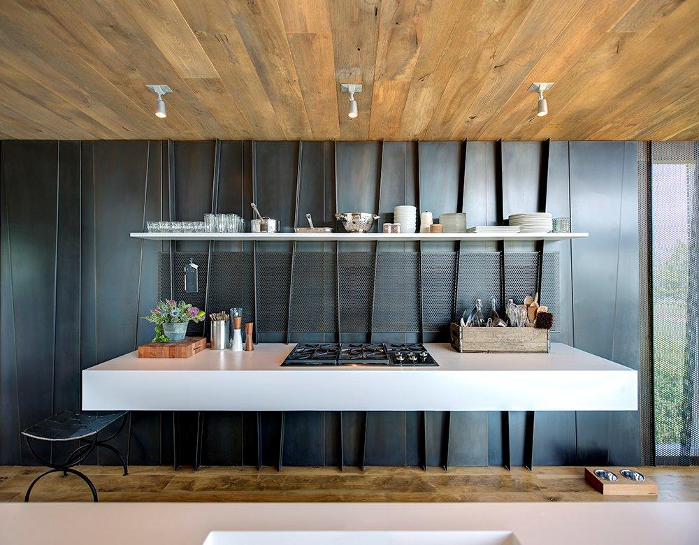 Minimalist Kitchen, Home Addition, Southampton, New York