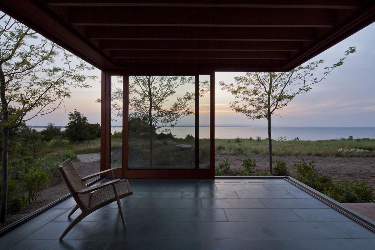 Open Room, Home in Edgartown, Massachusetts