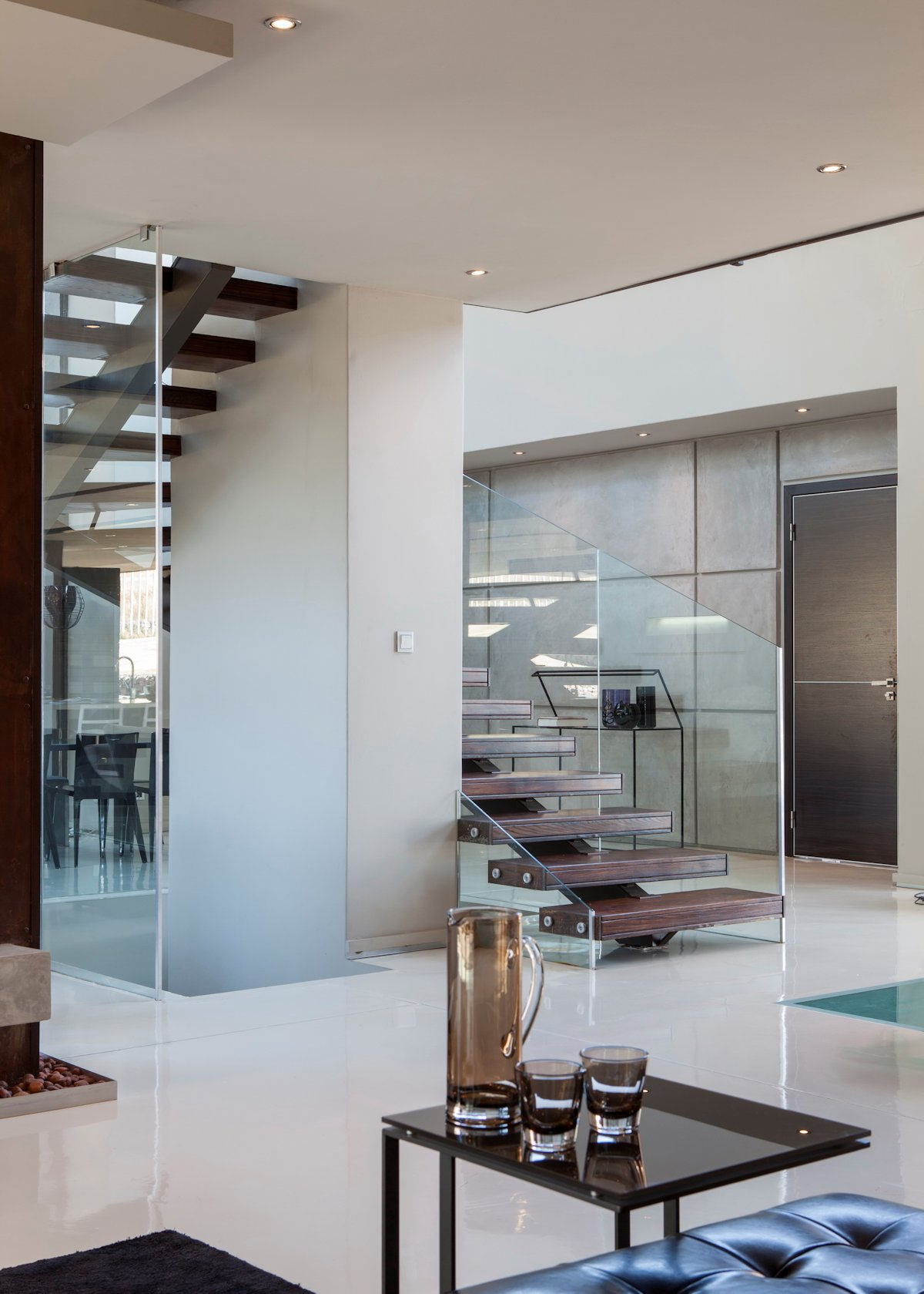 Stairs, House in Johannesburg