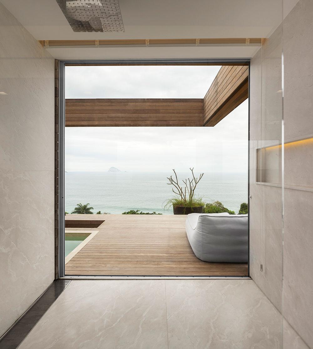 Terrace, Ocean Views, Home in Rio de Janeiro