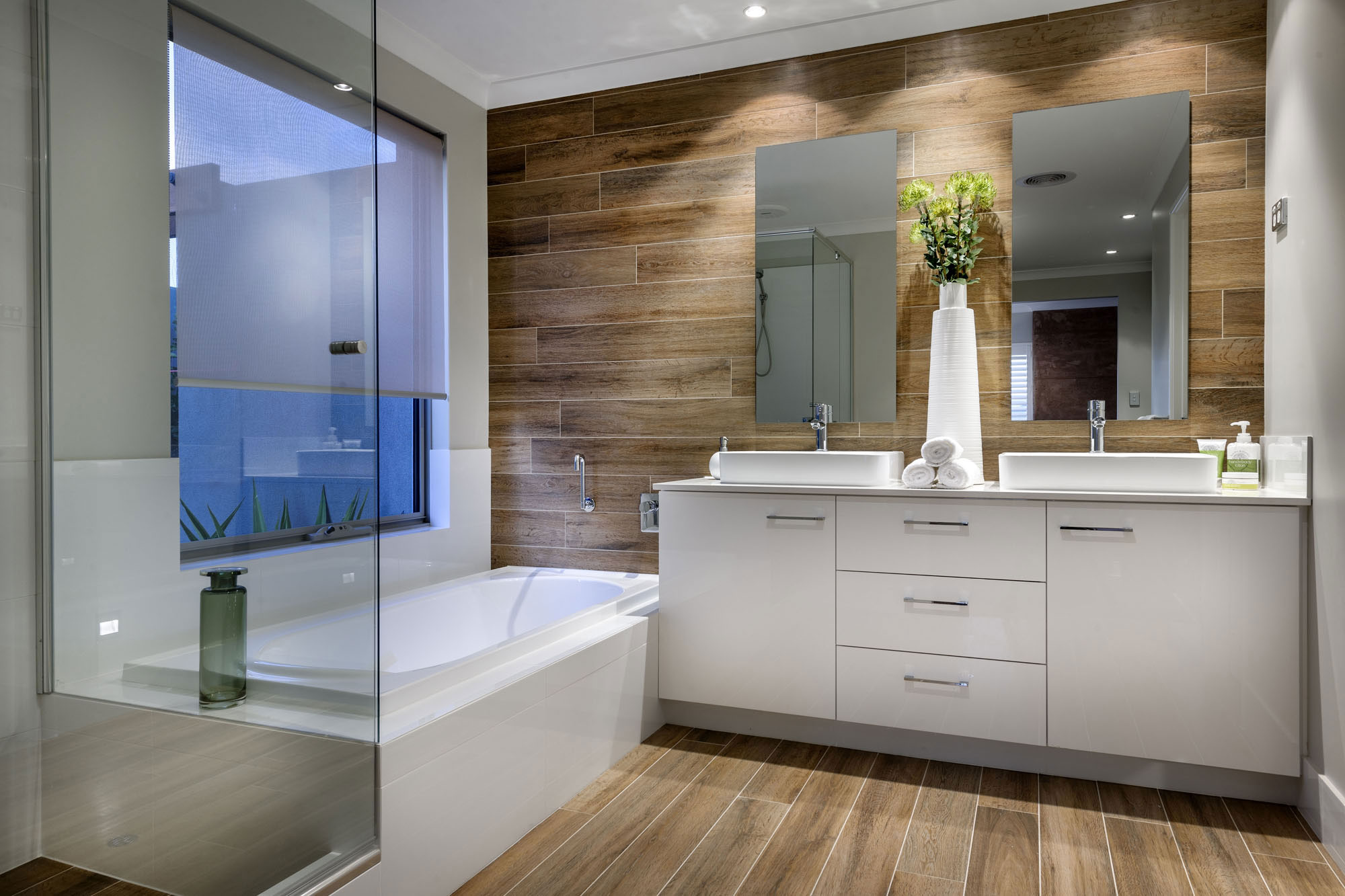 Bathroom, Modern Home in Wandi, Perth