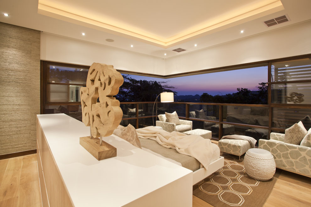 Bedroom, Home in Zimbali, South Africa