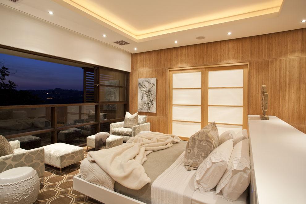 Bedroom, Lighting, Home in Zimbali, South Africa