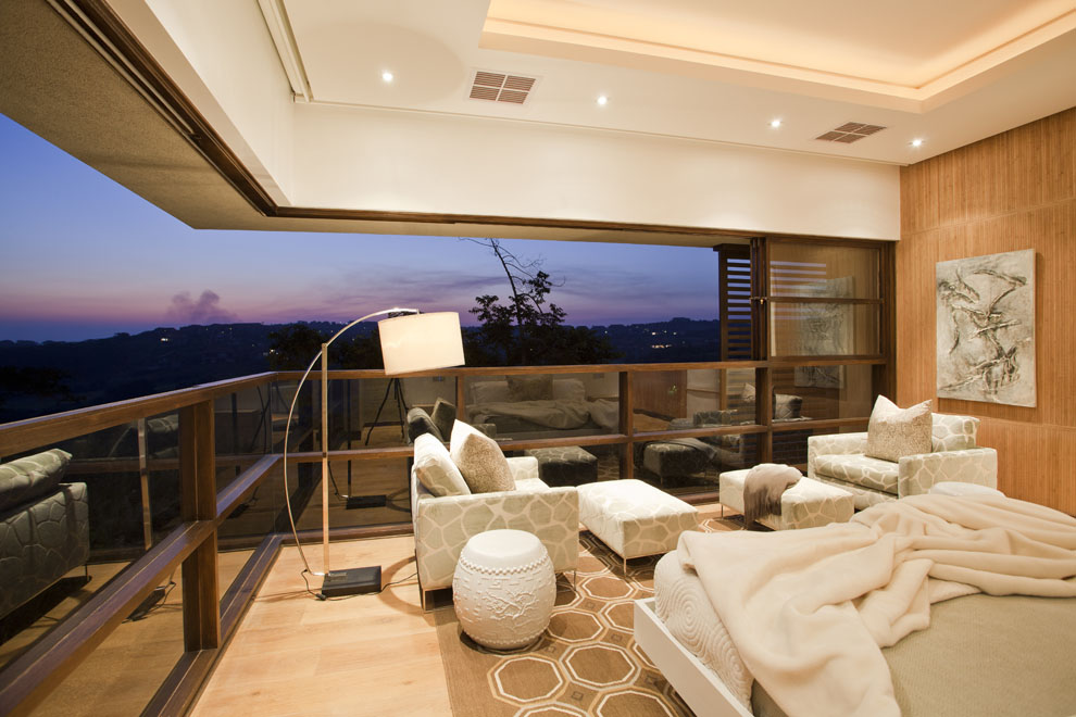 Bedroom, Views, Home in Zimbali, South Africa